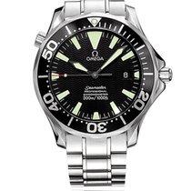 Omega Seamaster Diver 300 M Steel 41mm Black No numerals South Africa, Johannesburg