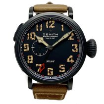 Zenith Pilot Type 20 GMT 96.2431.693/21.c738 2019 new