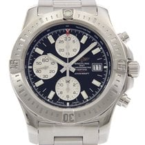 Breitling pre-owned Automatic 44mm Black