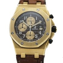 Audemars Piguet Royal Oak Offshore 26007BA.OO.D088CR.01 Very good Yellow gold 44mm Automatic