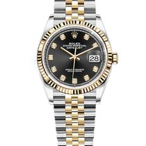 Rolex Datejust 116233 Very good Gold/Steel 36mm Automatic South Africa, Johannesburg