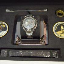 Omega Speedmaster Professional Moonwatch новые 2019 Механические Часы с оригинальными документами и коробкой 310.20.42.50.01.001