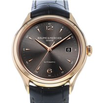 Baume & Mercier Rose gold Automatic 39mm new Clifton