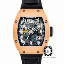 Richard Mille new Automatic Skeletonized Display Back 48mm Titanium Sapphire Glass