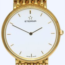 Eterna Yellow gold 32mm Quartz 5001.68 pre-owned United States of America, Florida, 33431