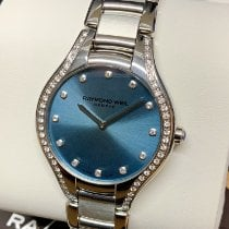 Raymond Weil Acero 32mm Cuarzo 5132-STS-50081 usados