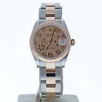 Rolex Lady-Datejust Acero y oro 31mm Rosa