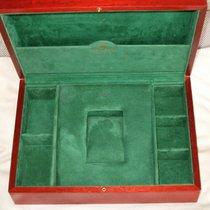 Rolex Edelholzbox für Platin Modelle grösste Ausführung WIE NEU