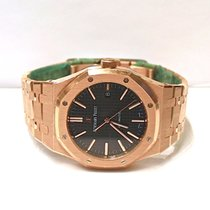 Audemars Piguet 15400or.oo.1220or.01 Rose gold Royal Oak Selfwinding 41mm new United States of America, New York, New York