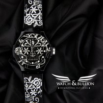 Hublot Big Bang Broderie Skull
