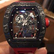 Richard Mille RM 055 Bubba Watson Dark Legend NTPT  Carbon