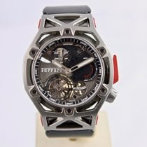 Hublot Techframe Ferrari Tourbillon Chronograph 408.NI.0123.RX