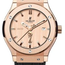 Hublot Classic Fusion 45, 42, 38, 33 mm 511.PX.0210.GR.FIF10 pre-owned