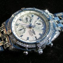 Breitling Chronomat GT B13352 Diamonds MOP