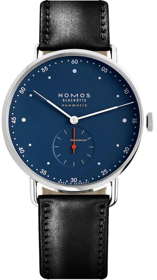 NOMOS Metro Neomatik 1115 Midnight Blue 2021 new