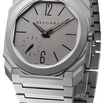 Bulgari BGO40C14TTXTAUTO Titanium Octo new