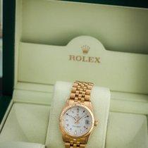 Rolex 18K Ladies Rolex Datejust Automatic  32mm Watch ref 3800