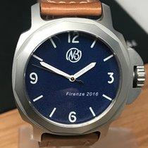 Ennebi Fondale 21320 Firenze 2016 Limited Edition Blue Dial 66...