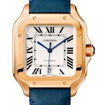 Cartier Santos (submodel) WGSA0011 2020 новые