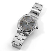 Rolex 1970 Steel Oyster Perpetual Silver Dial Oyster Bracelet...