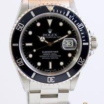 Rolex 16610 Acier 1989 Submariner Date 40mm occasion France, Cannes
