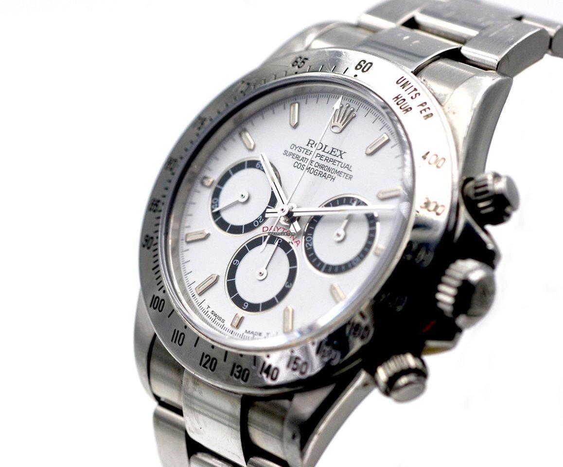 bc719238fba Rolex Daytona Zenith 16520