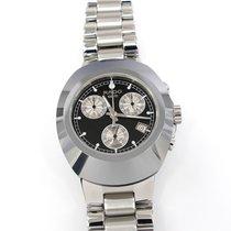 Rado Diastar Chronograph 541.0638.3 Black & Silver Dial 39mm