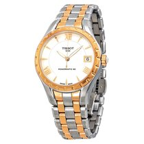 Tissot Lady 80 Automatic Staal 34mm