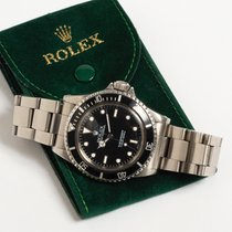 Rolex Submariner (No Date) Steel 40mm Black No numerals United Kingdom, Kent