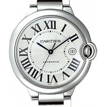 Cartier Ballon Bleu 42mm W69012Z4 New Steel 42mm Automatic United States of America, New York, New York