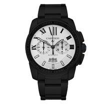 Cartier Calibre de Cartier Chronograph W7100045 2019 new
