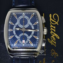 Dubey & Schaldenbrand 38mm Automatic pre-owned Blue