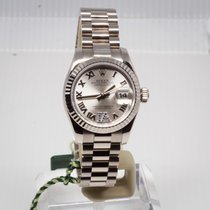 Rolex new Automatic 26mm White gold Sapphire Glass
