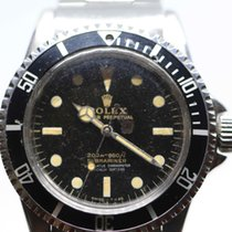 Rolex 5512 Acier 1966 Submariner (No Date) 40mm occasion