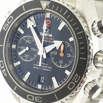 Omega Seamaster Planet Ocean Chronograph Acero Negro Argentina, buenos aires