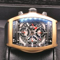 Cvstos Rose gold 53mm Automatic CVCRTNRGSV pre-owned Singapore, Singapore