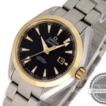 Omega Seamaster Aqua Terra Steel 34mm Black No numerals United States of America, Pennsylvania, Willow Grove