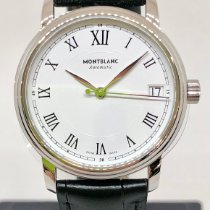 Montblanc 124782 Steel 2019 Tradition 32mm new