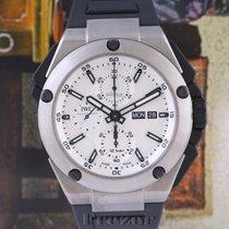 IWC Ingenieur Double Chronograph Titanium IW386501 2014 pre-owned