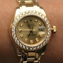 Rolex Lady-Datejust Pearlmaster 80318 2005 gebraucht