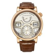 A. Lange & Söhne 145.032 Rose gold 2019 Zeitwerk 44.2mm new United States of America, Florida, Sunny Isles Beach