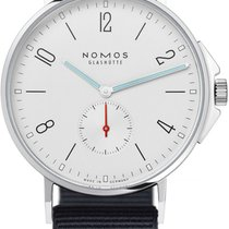 NOMOS Steel 40mm Automatic 550 new