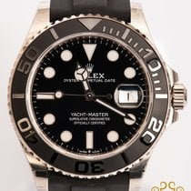 Rolex Yacht-Master 42 pre-owned 42mm Black