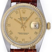 Rolex Datejust 16013 Very good Gold/Steel 36mm Automatic United States of America, Texas, Dallas