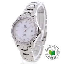 TAG Heuer Link Lady WJF1319 0572 2008 pre-owned