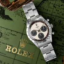 Rolex Daytona Steel 36mm White United States of America, New York, New York
