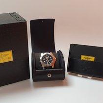 Breitling подержанные Автоподзавод 43mm Чёрный Сапфировое стекло