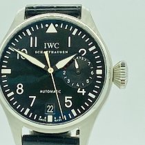 IWC Big Pilot IW500401 Unworn Steel 46mm Automatic United States of America, New York, NEW YORK