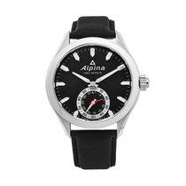 Alpina Horological Smartwatch nuevo 2010 Cuarzo Reloj con estuche y documentos originales