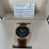 H.Moser & Cie. Rose gold 43mm Manual winding 2327-0407 new